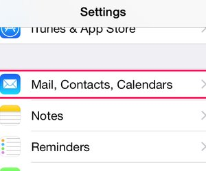 how to reinstall my email app on my iphone