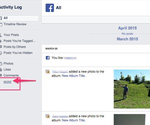 How to delete your facebook search history techwalla facebook chrome ccuart Images