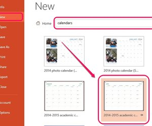 How to insert a calendar in powerpoint techwalla search for calendar templates toneelgroepblik Image collections