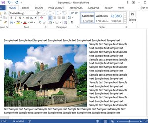 how to insert a picture in a microsoft word document techwalla com