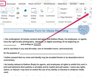 how to create my own contract template with word techwalla com