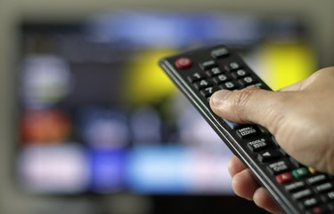 Binge watching and remote control