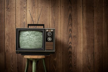Television - Vintage