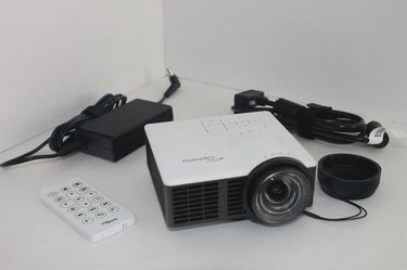 Picture of the Optoma ML750ST