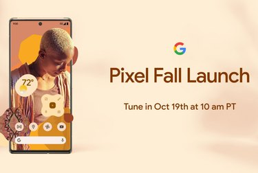 How to Watch Google's Pixel 6 Event on Tuesday