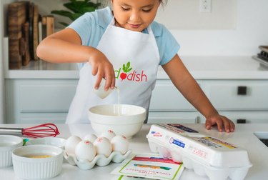 This Cooking Club Subscription Teaches Your Kids to, Wait for It ... Make Dinner