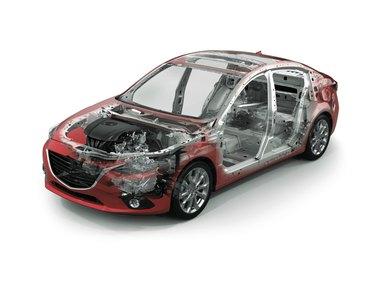 Car Body engine
