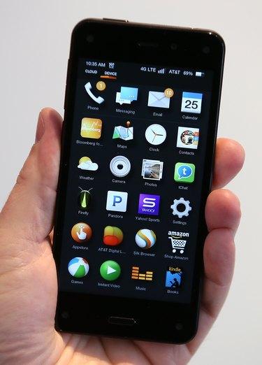 Amazon Fire Phone Goes On Sale