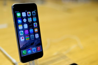 Launch Of The iPhone 6 & iPhone 6 Plus