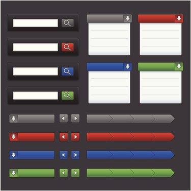 Modern Web UI