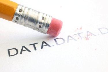 Erase Data