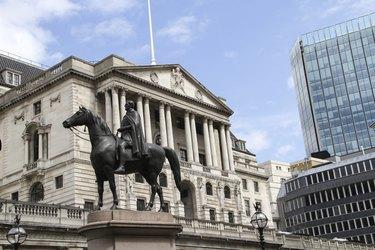 Bank of England, London