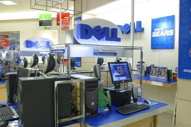 Dell Computer Experiments With Retail Kiosk In Sears Roebuck Store