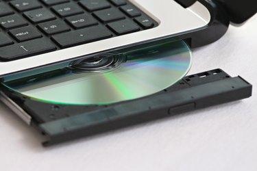 CD burner drive laptop