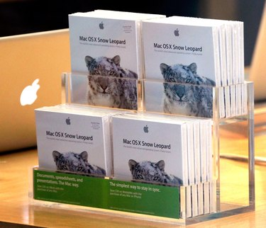 Apple Releases Snow Leopard Operating System Update