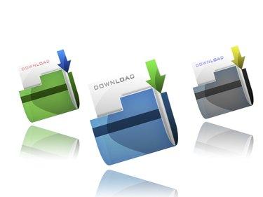 Folder for download