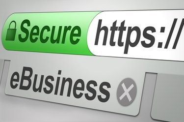 Secure Web eBusiness