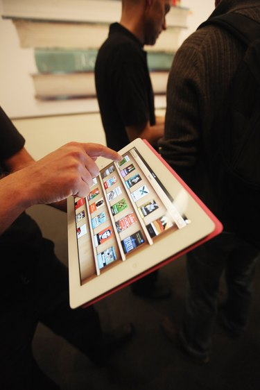 Apple Announces Digital Textbooks Service At Guggenheim
