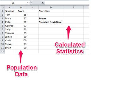Excel Workbook With Sample Data