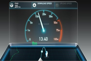 Speedtest is one site that measures your Internet's speeds.