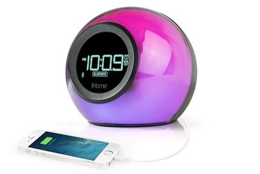 iHome Bluetooth clock charger