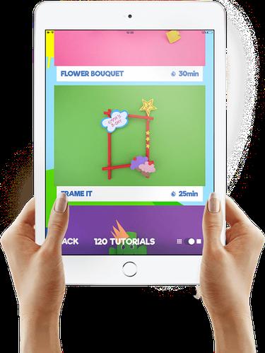 The TutoTod app