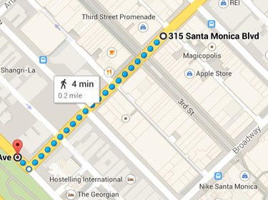 A path is charted to Santa Monica Blvd