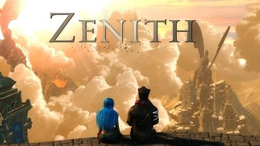 Zenith is an RPG with a sense of humor.