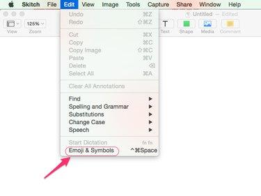 Click Emoji & Symbols
