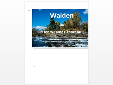 Paste the Publisher content into a new Word document.