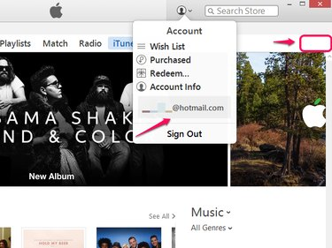 iTunes account without funds