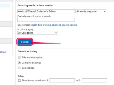 You can also search by price.