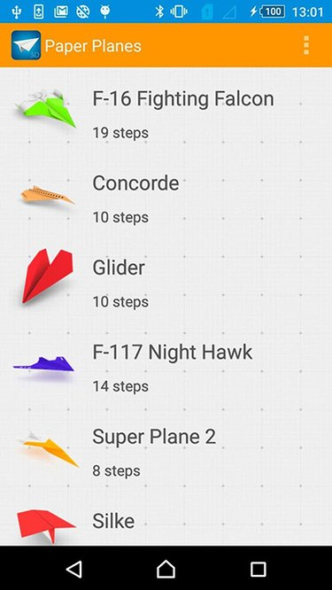 How To Make Paper Airplanes app