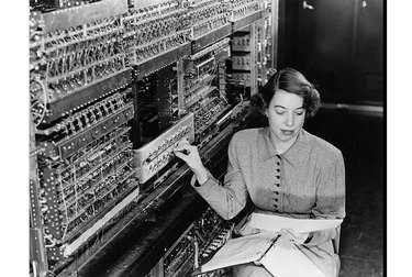Argonne's First Computer, Public Domain