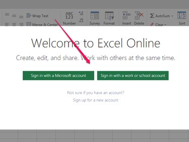 Sign in if you have an account or create one.