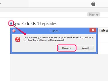 Syncing from scratch will take longer than usual.