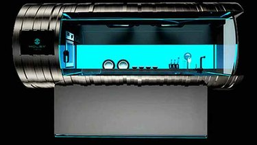 a robotic kitchen