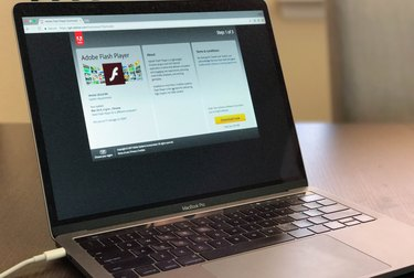 Adobe Flash Player Installation