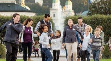 A fun visit to Salzburg