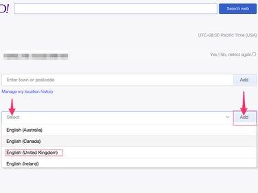 Yahoo (Chrome)