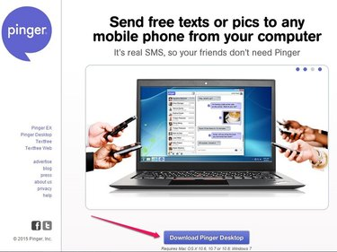 Download Pinger Desktop