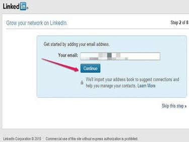 Add Email Address