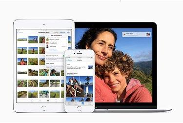iCloud Photo Library