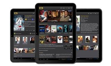 IMDB app on Android
