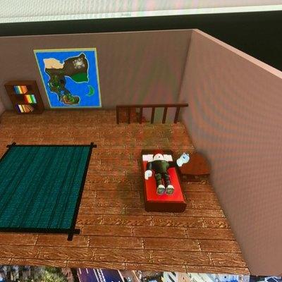 Roblox Minecraft Kind of Similar