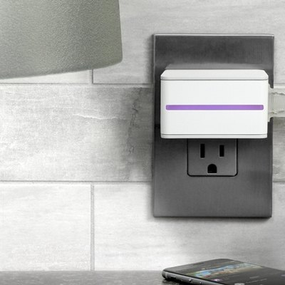 iDevices Switch in kitchen