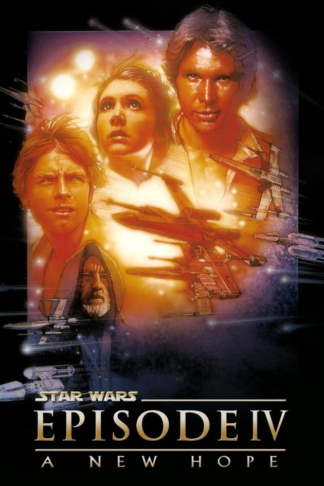Star Wars Episode 4 A New Hope Stream