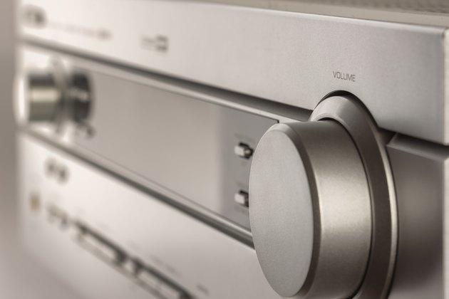 Hifi system amplifier
