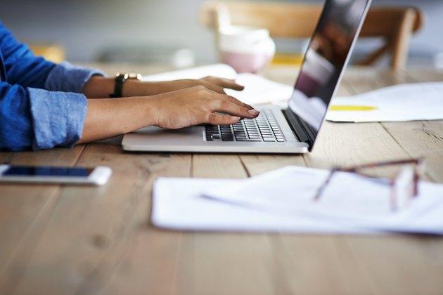 Hands that make productivity happen