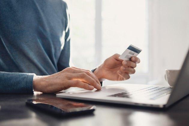 online bank account